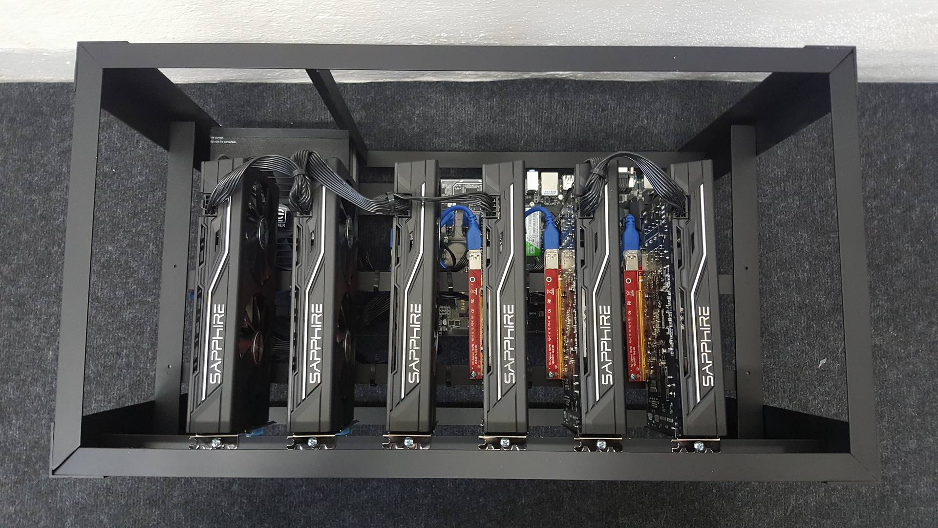 Bitcoin Mining Rig - For sale