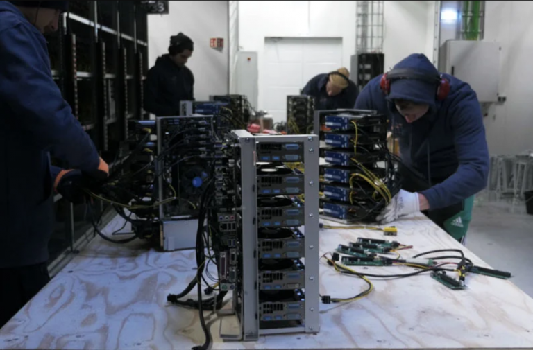 Cloud mining - rent hashpower for mining cryptocurrencies today
