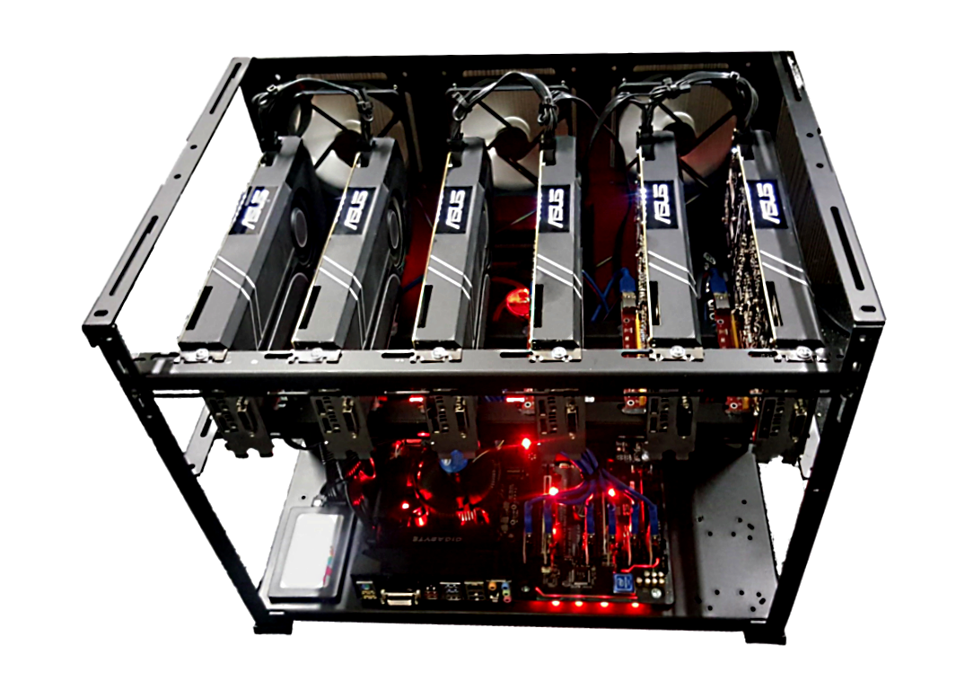 Computer (Hardware) for Mining Ethereum - Cryptocurrency - Lowest Price on Market