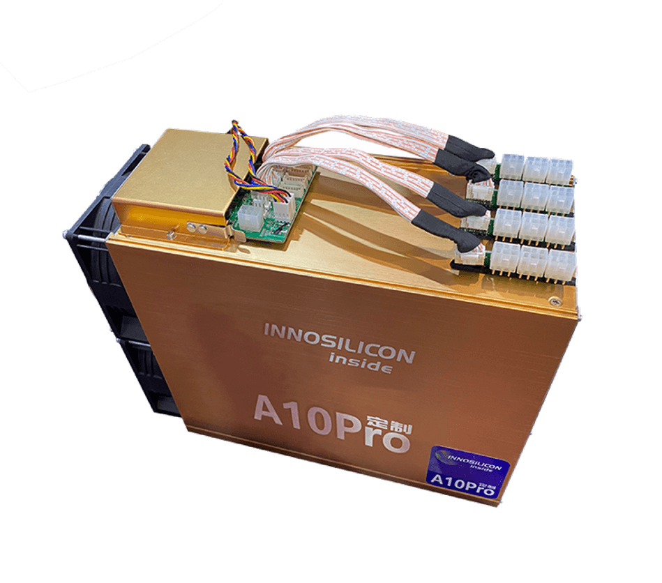 Ethereum Miner Innosilicon A10 PRO+ 720MHs (6GB) - Ethereum, Ethereum-Classic Miner_3