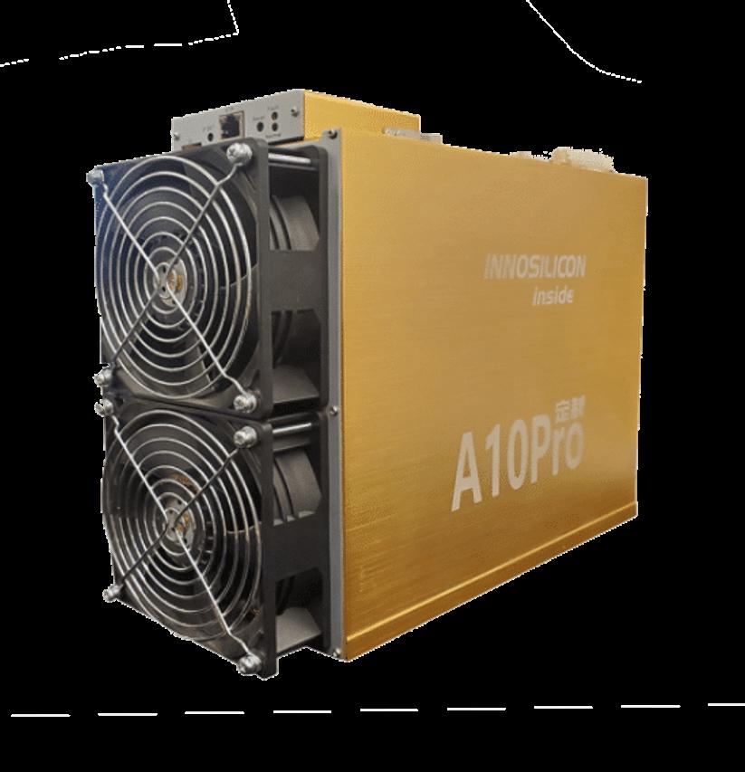 Innosilicon A10 PRO+ 750 MH/s (7GB)
