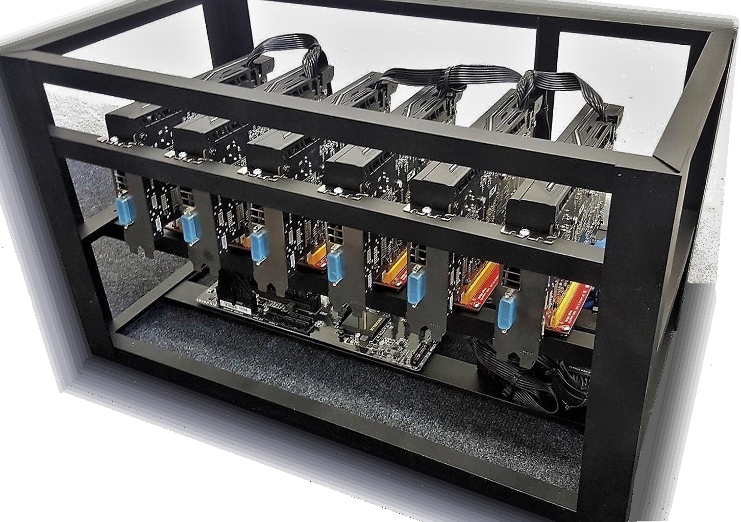GPU Mining Rig for Sale - Ethereum, Ethereum-Classic, Zcash, Monero - Manufacturing from 2015
