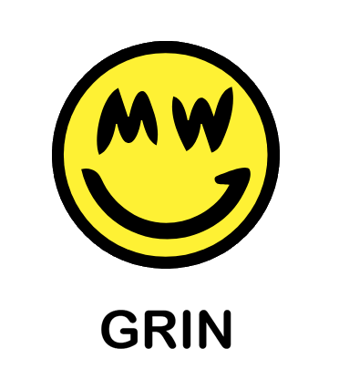 Grin GRN Mining - Cryptocurrency Logo