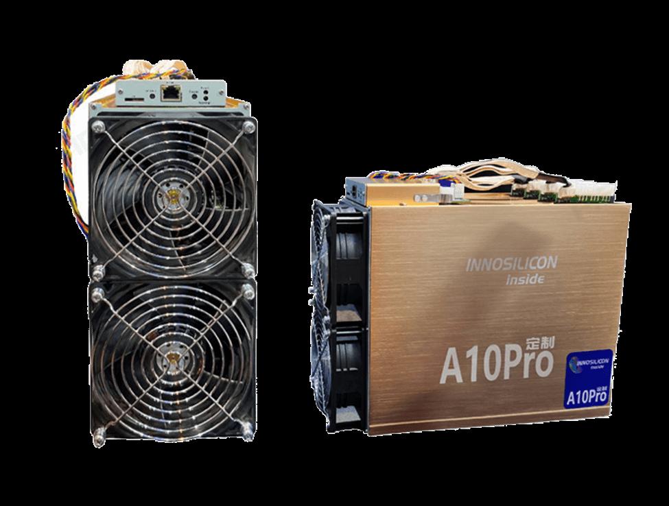 Innosilicon A10 PRO+ 720MHs (6GB) - Ethash_ForSale_2