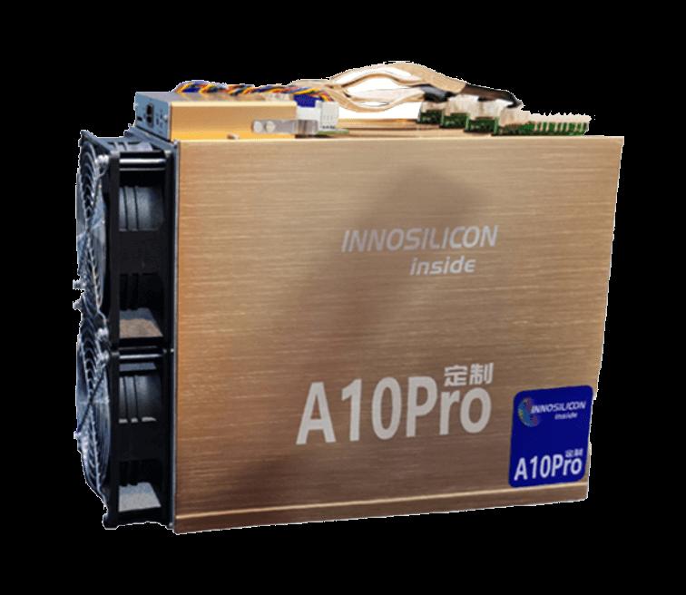 Innosilicon A10 PRO+ 720MHs (6GB) - Ethereum Miner_