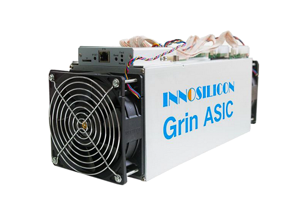Innosilicon G32-500 (100 GPS) – GRIN Miner For Sale
