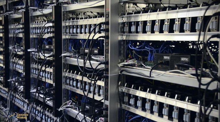 Mining Bitcoin with Genesis Mining - Cloud - Rent - App