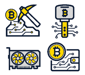 What is Bitcoin Mining and How it Works - for dummies explanation - hashrate, difficulty, hardware, miner ..1