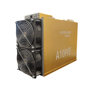 For sale ETH Miner A10 PRO+ 750MHs (Innosilicon) - Ethash